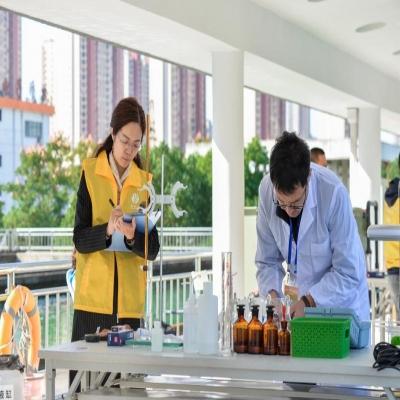 技无止境---无锡水表有限责任公司助力江苏省自来水行业职业技能竞赛